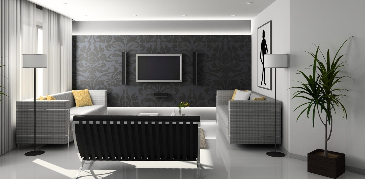 family room domotica