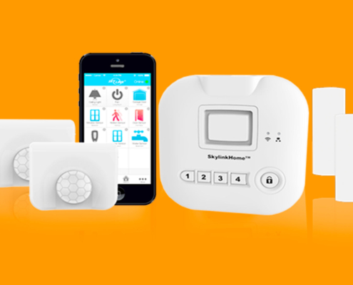 alarma inalambrica para el hogar