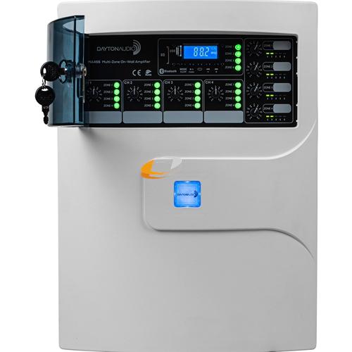 amplificador multizona 4 canales