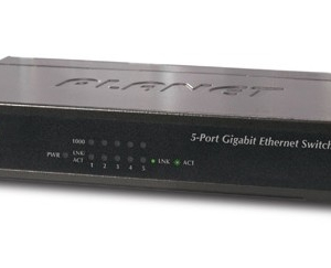 switch lan 5 puertos gigabit