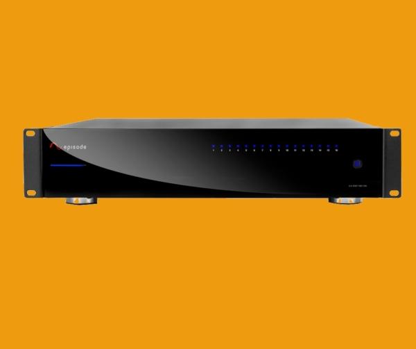 amplificador de sonido de 8 zonas