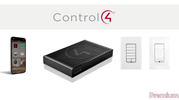 kit control 4 premium