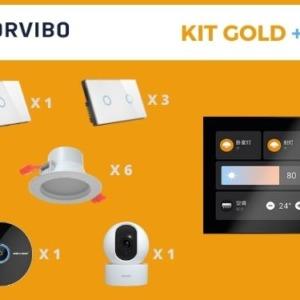 kit orvibo gold+